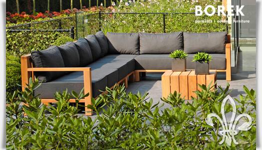 gartenm bel lounge komplettset miami beach. Black Bedroom Furniture Sets. Home Design Ideas