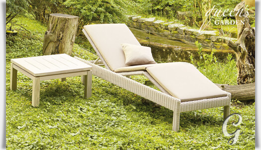 garten liege free rattan gartenliege with garten liege. Black Bedroom Furniture Sets. Home Design Ideas