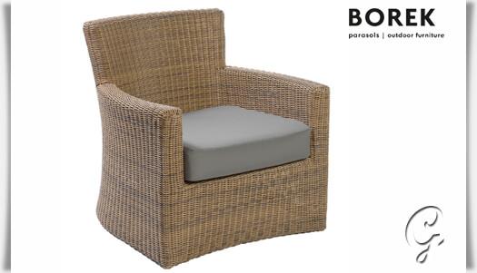 gartenlounge sessel nova mit auflage. Black Bedroom Furniture Sets. Home Design Ideas