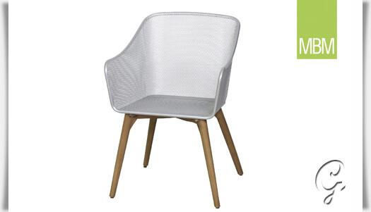 gartenstuhl ohio mit armlehnen. Black Bedroom Furniture Sets. Home Design Ideas