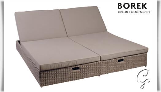 gartenliege polyrattan best doppel garten lounge liege. Black Bedroom Furniture Sets. Home Design Ideas