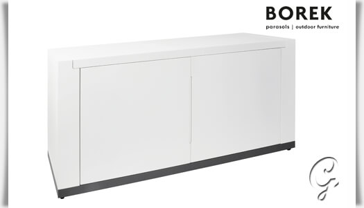 garten design sideboard panama von borek. Black Bedroom Furniture Sets. Home Design Ideas