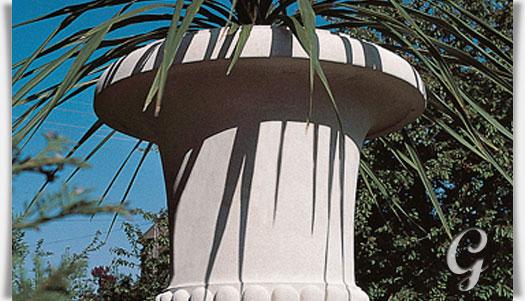 englische gartenvase steinguss denford park. Black Bedroom Furniture Sets. Home Design Ideas