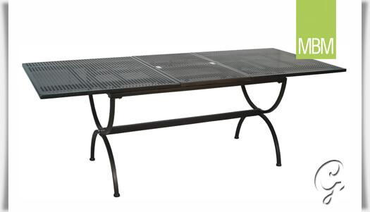 ausziehtisch f r terrasse bestseller shop f r m bel und. Black Bedroom Furniture Sets. Home Design Ideas