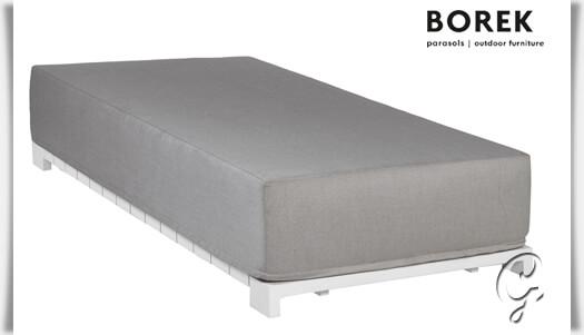 gartenliege samos tagesbett von borek. Black Bedroom Furniture Sets. Home Design Ideas