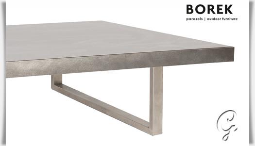 outdoor loungetisch serano von borek. Black Bedroom Furniture Sets. Home Design Ideas