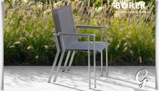 outdoor gartenstuhl soria stapelbar. Black Bedroom Furniture Sets. Home Design Ideas
