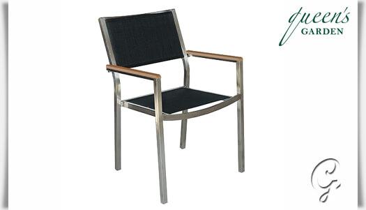 garten lounge sessel sydney schwarz. Black Bedroom Furniture Sets. Home Design Ideas