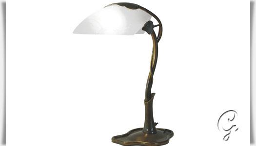 exklusive tischlampe sovana. Black Bedroom Furniture Sets. Home Design Ideas