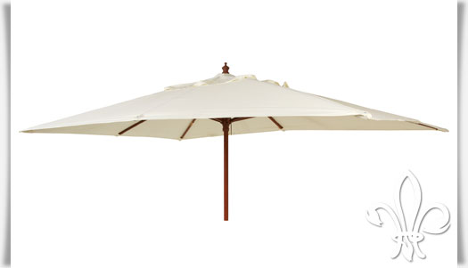 Sonnenschirm Crowley Eckig 2x3m Mit Kurbel Gartentraum De