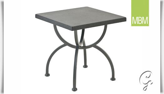 Garten Tisch Universal Aus Metall Mbm Gartentraum De