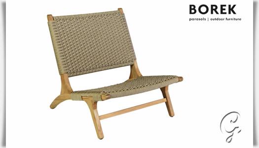 garten lounge stuhl verdasio teakholz. Black Bedroom Furniture Sets. Home Design Ideas