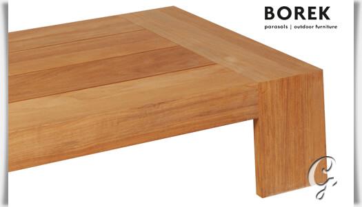 Bestes Holz Für Draussen garten beistelltisch viking borek teakholz gartentraum de