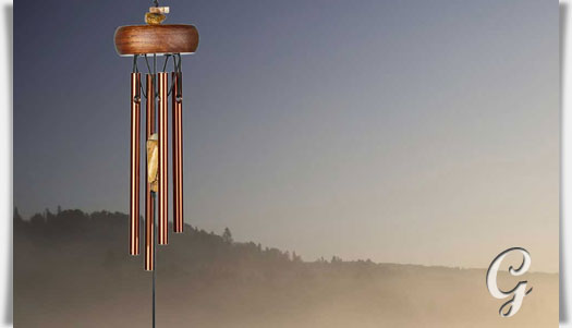 klangspiel windspiel metall chimes. Black Bedroom Furniture Sets. Home Design Ideas
