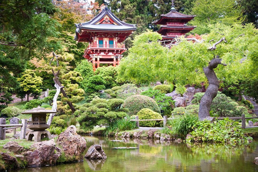 Geliebte Japanischen Garten anlegen - 10 Ideen mit Bildern, Pflanzen & Deko @SE_13