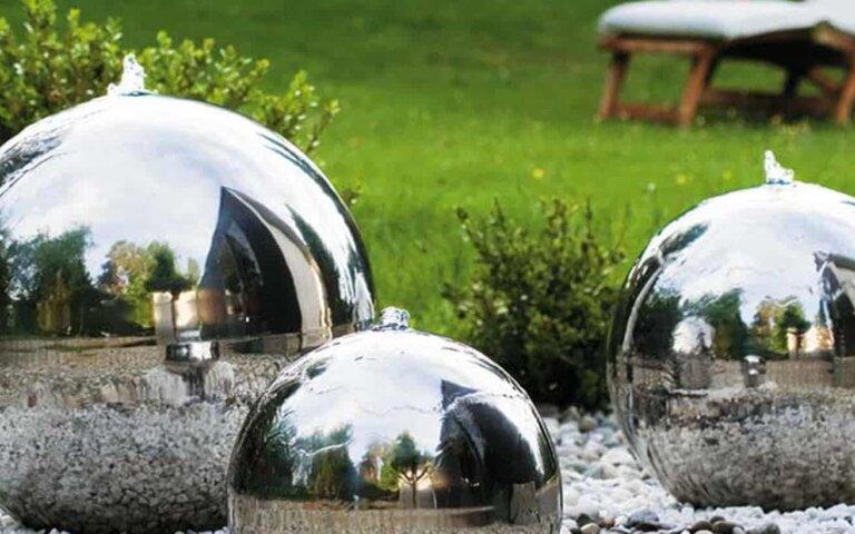 Moderne Terrassenbrunnen & Zierbrunnen für den Garten kaufen – Alles was Sie dazu wissen sollten!