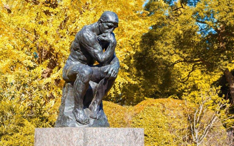 Auguste Rodin: Der Denker  der Kuss & weitere Werke des Künstlers im Überblick