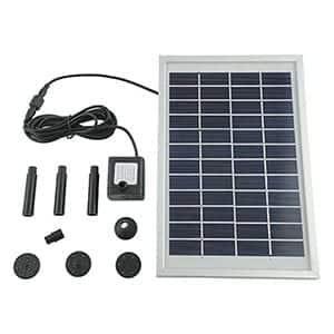 Eine Grafik zu Solarpumpen ohne Akku kaufen