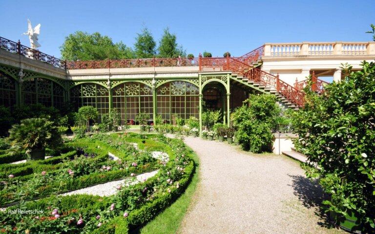 Die Orangerie – Definition und Bedeutung früherer Tage