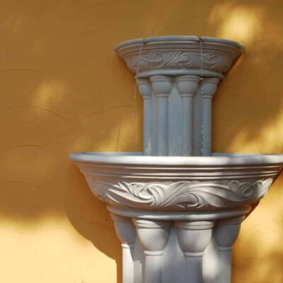 Wandbrunnen im Kaskaden-Stil