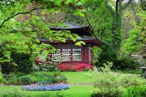 Japanischer-Pavillon-Teehaus