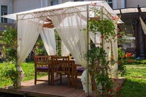 Zeltpavillon-Gartenpavillon-Ratgeber