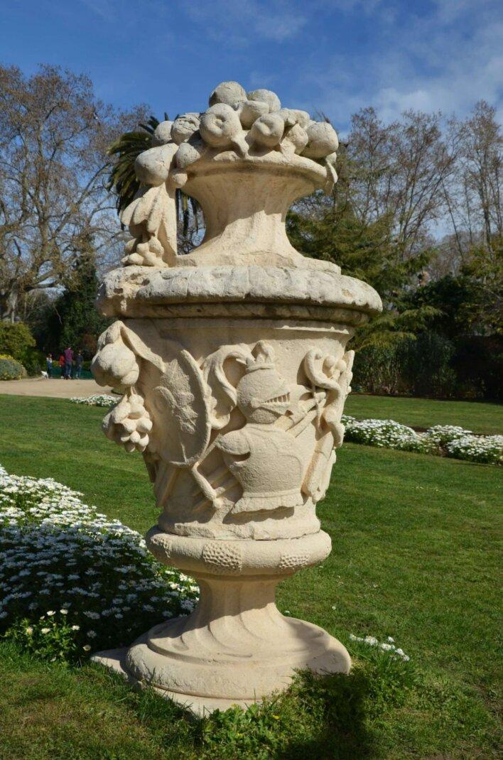 Amphoren Kaufen Bepflanzen Tipps Garten Vasen Aus Terracotta Co