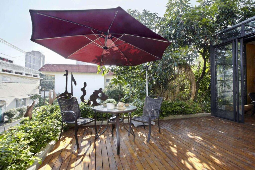 Kaufberatung: Sonnenschirm, Markise und Co.