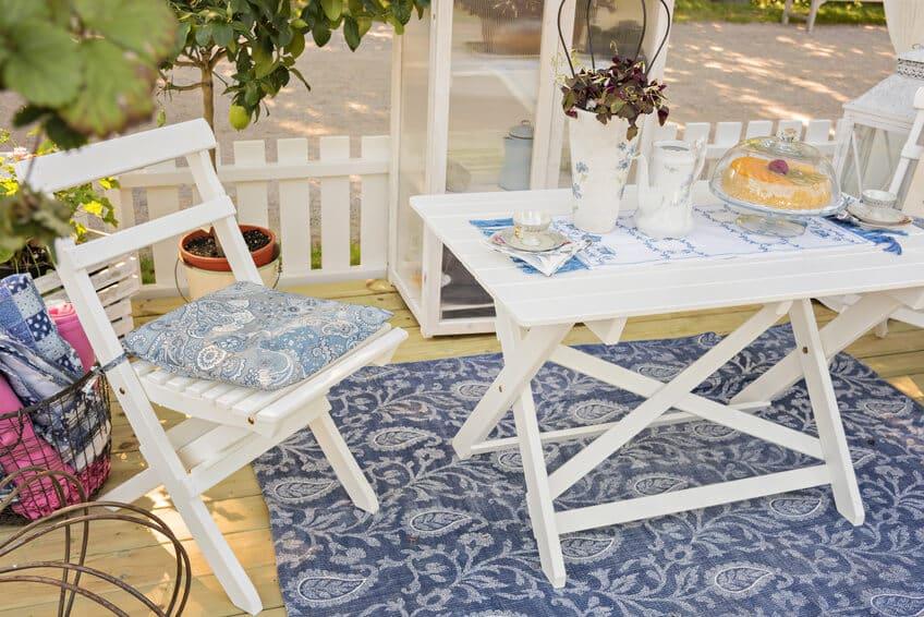 outdoor teppich f r balkon terrasse kaufberatung von. Black Bedroom Furniture Sets. Home Design Ideas