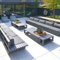 Moderne Loungemöbel für Terrasse & Balkon © BOREK