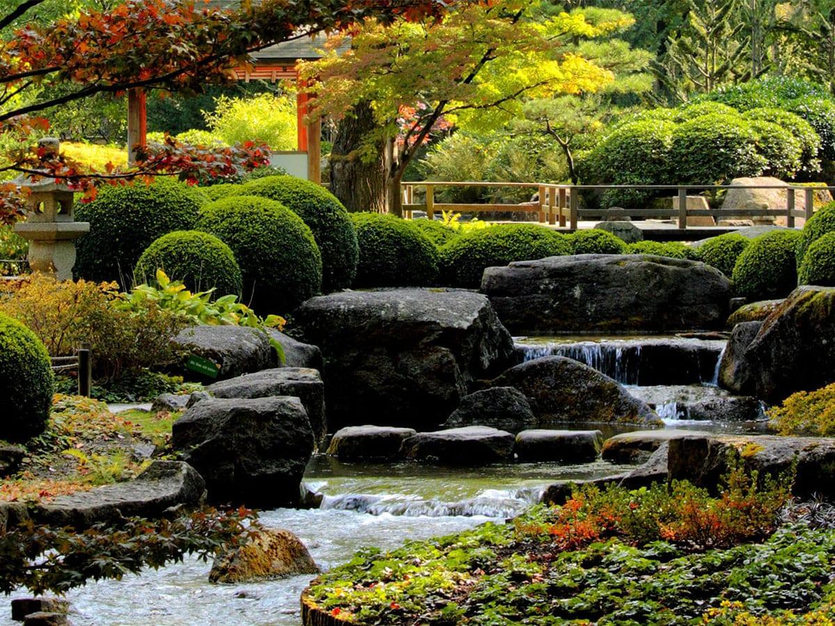 Feng Shui Garten Selber Gestalten Anlegen Pflanzen Beispiele Bilder
