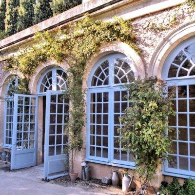 Gartengestaltung im klassischen Stil: Orangerie