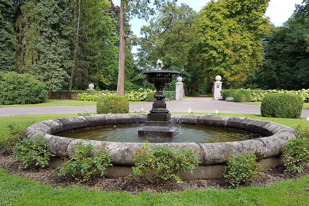 Kaskadenspringbrunnen