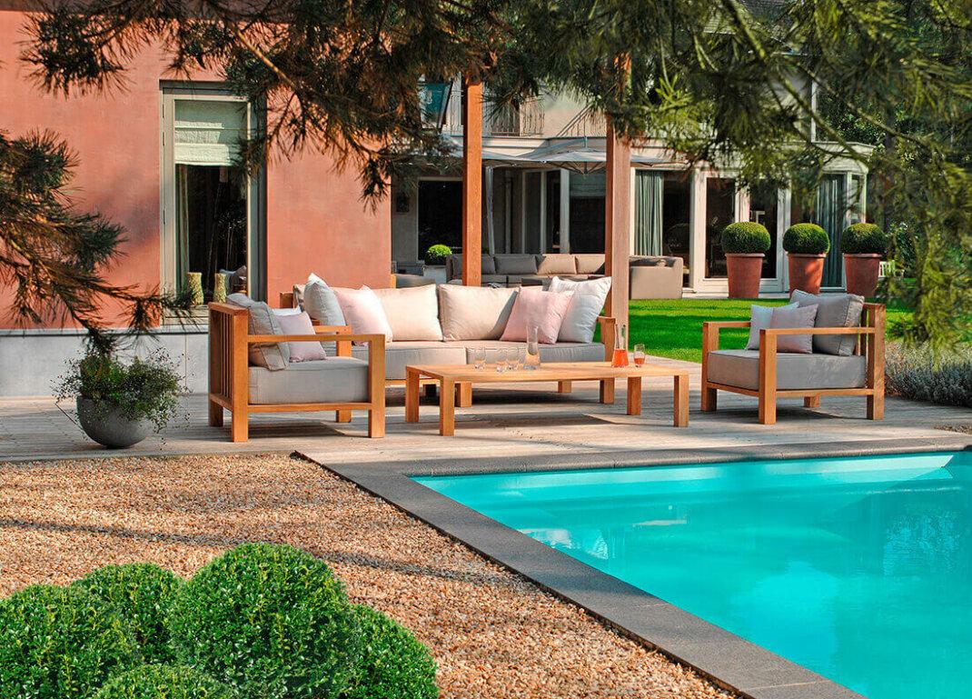 Terrassengestaltung   20 moderne & gemütliche Ideen, Beispiele ...