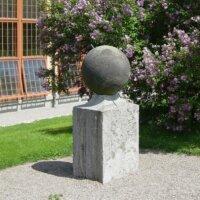 Statue im Schloss Belvedere