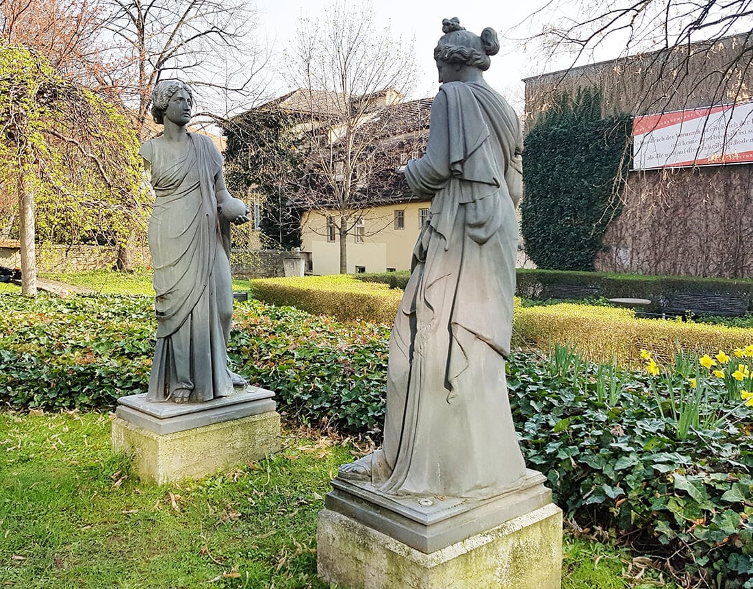 Klassische Frauenfiguren