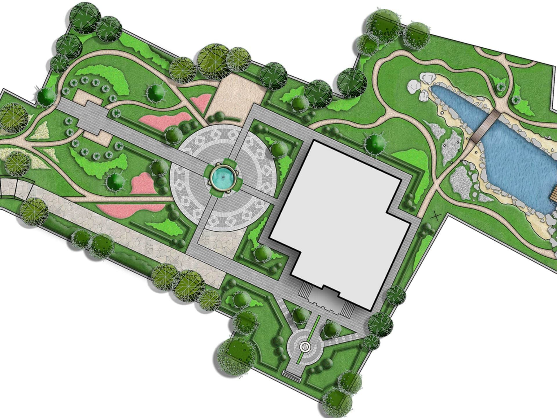 10 kostenlose Gartenplaner line Software App in 3D im Test