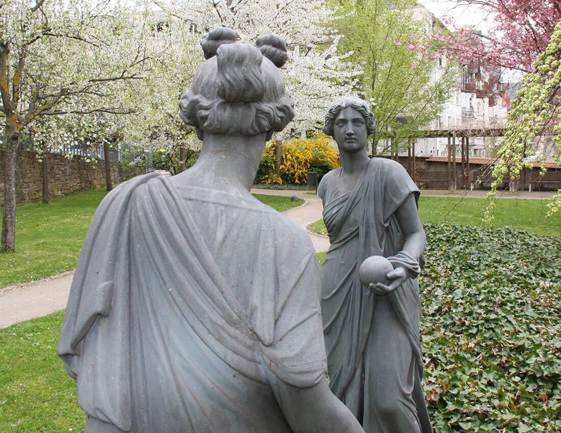Mediterrane Skulpturen