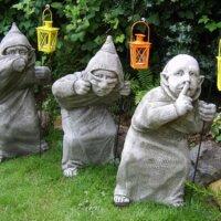 Mönch-Figuren