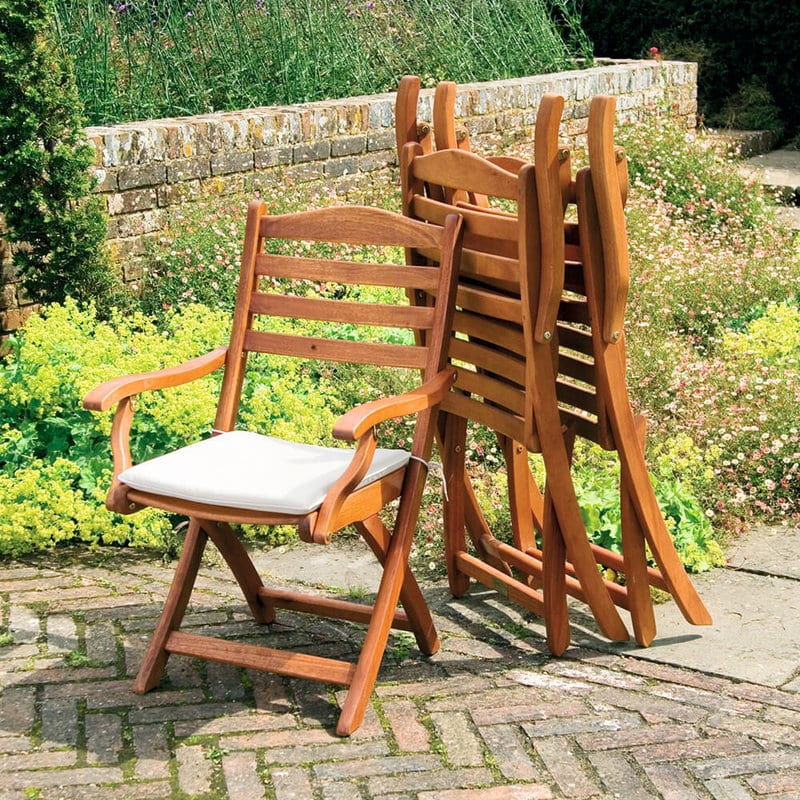 Exklusive Gartenstühle