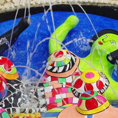 Wasserspeier von Niki de Saint Phalle