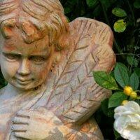 Terracotta-Skulptur