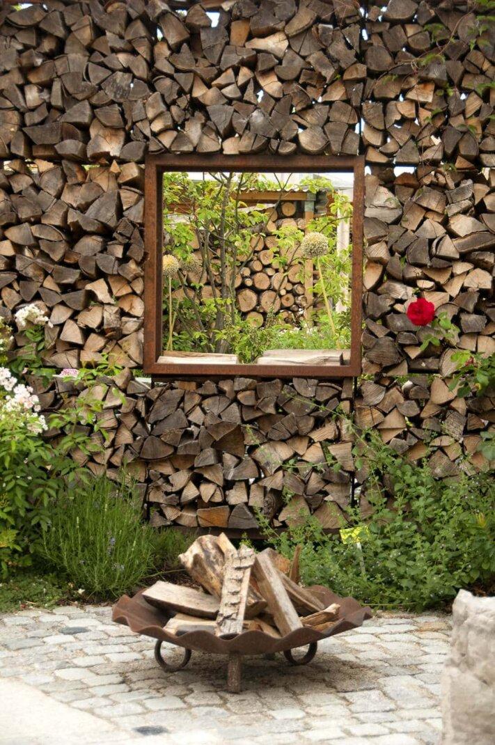 Feuerstelle Im Garten Selber Bauen