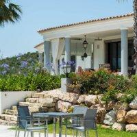 Mediterraner Garten mit üppiger Blütenpracht