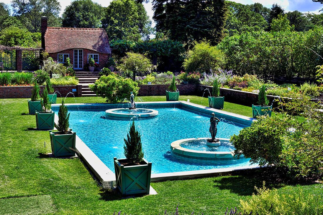 Pool im Garten günstig selber bauen - 20 Ideen mit Anleitung ...