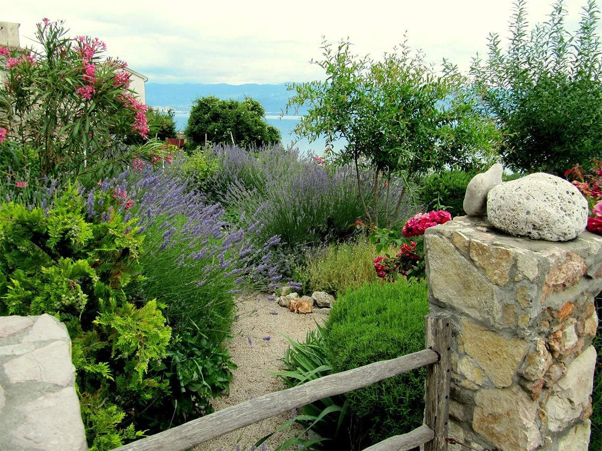Mediterrane Gartengestaltung Winterhart 25 Beispiele Ideen