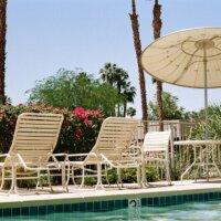 In warmen Gebieten ist ein Swimmingpool unverzichtbar