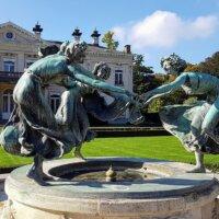 Brunnen mit Skulpturen