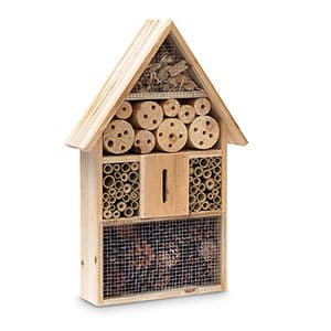 Eine Grafik zu Bienenhotel kaufen