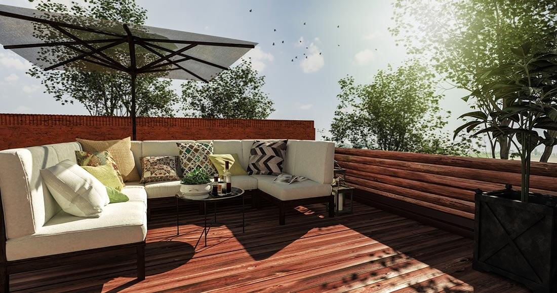 Balkon Gestalten Klein Schmal Oder Gross 25 Schone Tipps Ideen